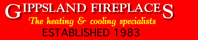 gippsland fire places